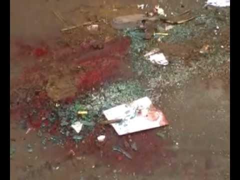 Nissa College Van accsident   Sialkot  by Dr Shamas Javaid  Dunya News Sialkot-3003130313