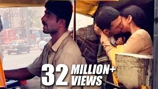 Mumbai Autowallas On Couples Kissing In Rickshaw thumbnail