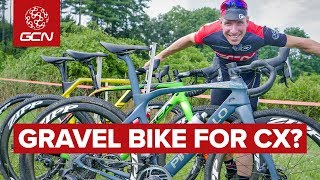Can You Ride Cyclo-Cross On A Gravel Bike?   CX vs Gravel Bikes For Racing