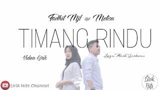 Lagu Aceh Terbaru TIMANG RINDU BY FADHIL MJFMELISA Lirik