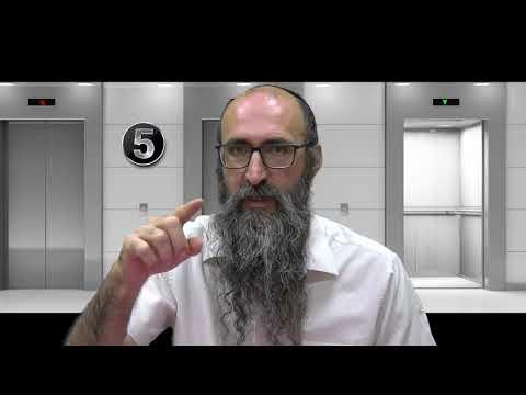 Le 5eme ETAGE, Episode 8 - Le cinquième Fils ! - Rav Itshak Peretz