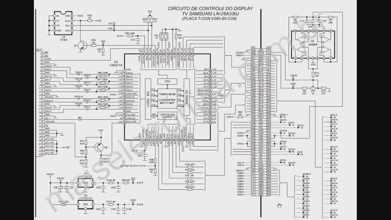 hight resolution of t con circuit diagram wiring diagram data t con circuit diagram