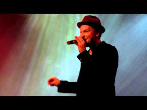 Gavin DeGraw - Easy Like Sunday Morning / Cupid (MIX105.1 CMN Concert 12-16-12 HOB Orlando, FL )