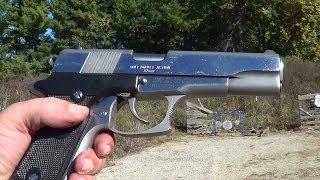 Colt Double Eagle 10mm Semi-Auto Pistol