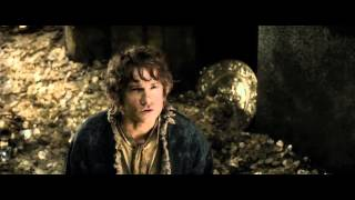 "The Hobbit The Desolation Of Smaug (Smaug and Bilbo) ""2nd part"""