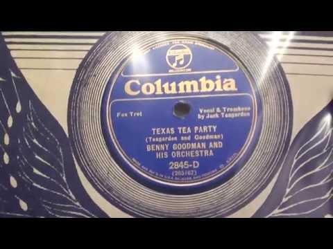 Texas Tea Party - Benny Goodman - 1933