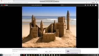 Toysmart.com Sandcastle Bumper