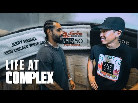 MEETING FEAR OF GOD DESIGNER, JERRY LORENZO, IN MIAMI!  #LIFEATCOMPLEX