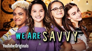 One of Annie LeBlanc's most viewed videos: Lights! Camera! Savvy! - We Are Savvy S1 (Ep 1)