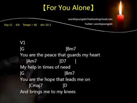 Hillsong - For You Alone (K)