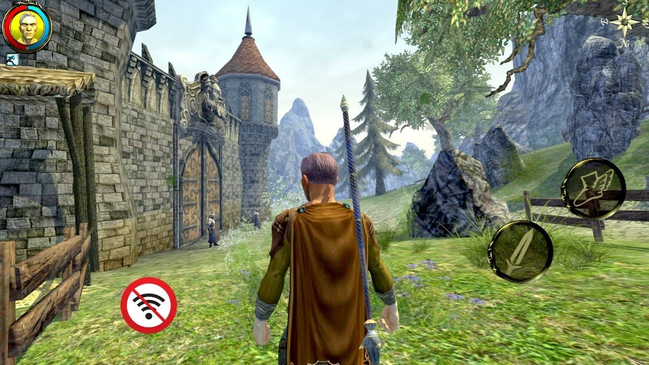 Top 14 OFFLINE Open World RPG For Android & iOS!