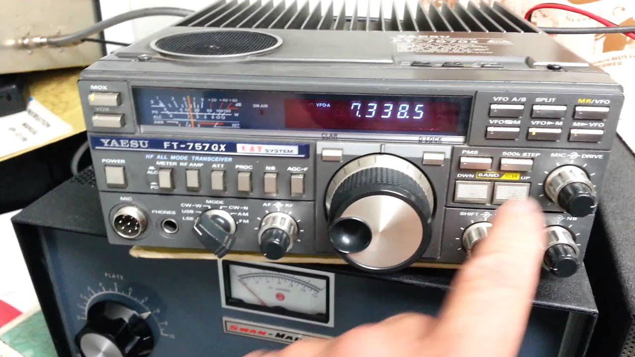 Yaesu Ft 757gx Hf Transciever Condenser Microphone Schematic For The Mh31