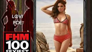 FHM 100 Sexiest Women in the World 2017 Philippine Edition (Full List 1-100)