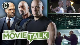 Fast and Furious Actors Negotiate Number of Punches & Who Wins Each Fight - Movie Talk