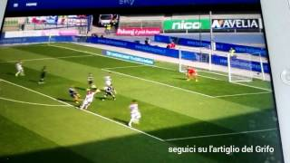 Video Gol Pertandingan Chievo Verona vs Crotone