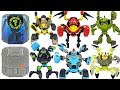 Ready2Robot Build swap battle and blind box! Go! Defeat the dinosaur army! #DuDuPopTOY