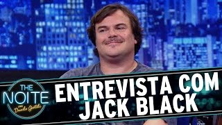 The Noite (21/10/15) - Entrevista com Jack Black
