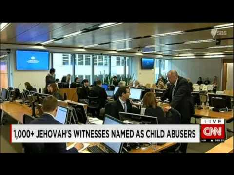 JW.Org: DISTURBING - 1,000+ Jehovah's Witnesses Named As Child Abusers / Australia RC