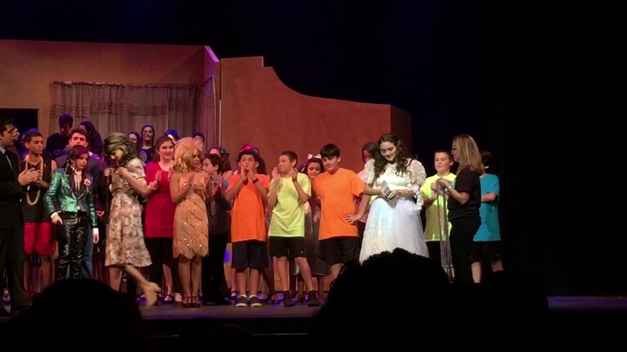 The Wedding Singer Cast Say Goodbye To Their Seniors 2017