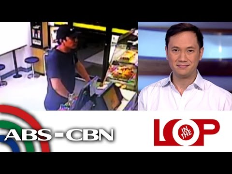 In the Loop: Man robs convenience store in Quezon City