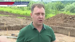 Уникальные находки обнаружили археологи недалеко от деревни Кузнечиха в Нижнем Новгороде
