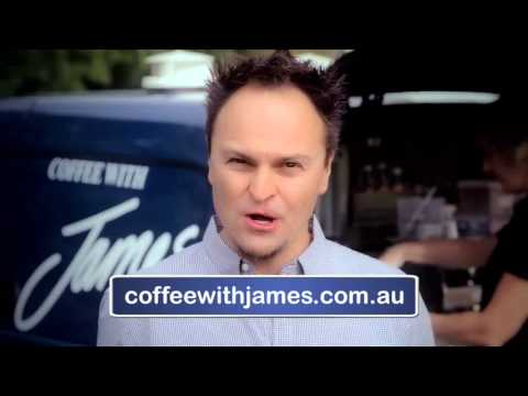 Coffee With James Franchise opportunities