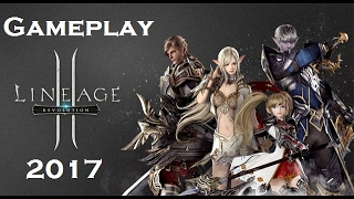 Lineage 2 Revolution Gameplay 2017