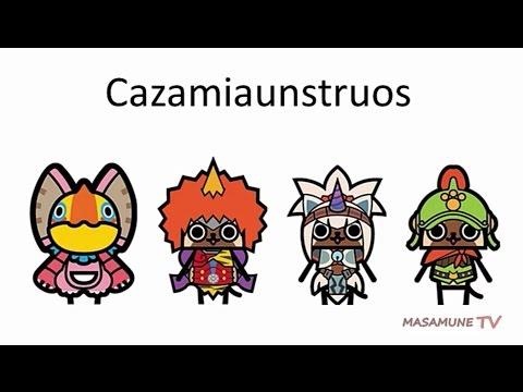 [Masa Guía] Monster Hunter 4 Ultimate - Guía Cazamiauntruos [Español]