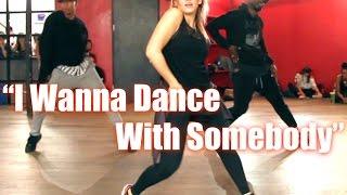 "Whitney Houston - ""I Wanna Dance With Somebody"" - JR Taylor Choreography"