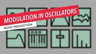 Modulation | Synthesizer | Music Production | Berklee Online