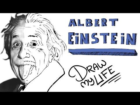 ALBERT EINSTEIN | Draw My Life