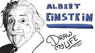 ALBERT EINSTEIN | Draw My Life