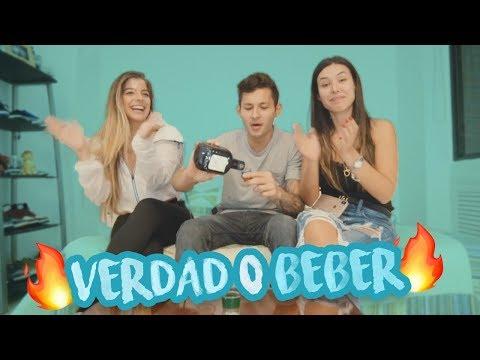 VERDAD O BEBER ft. Daniela Legarda