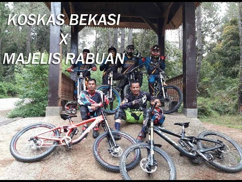 #1Vlog | Journey To Cikole Downhill Track
