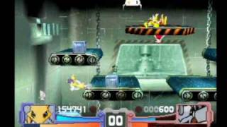Digimon Rumble Arena - Renamon Gameplay