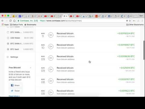 Genesis mining is paying me bitcoins everyday proof 8/13/16