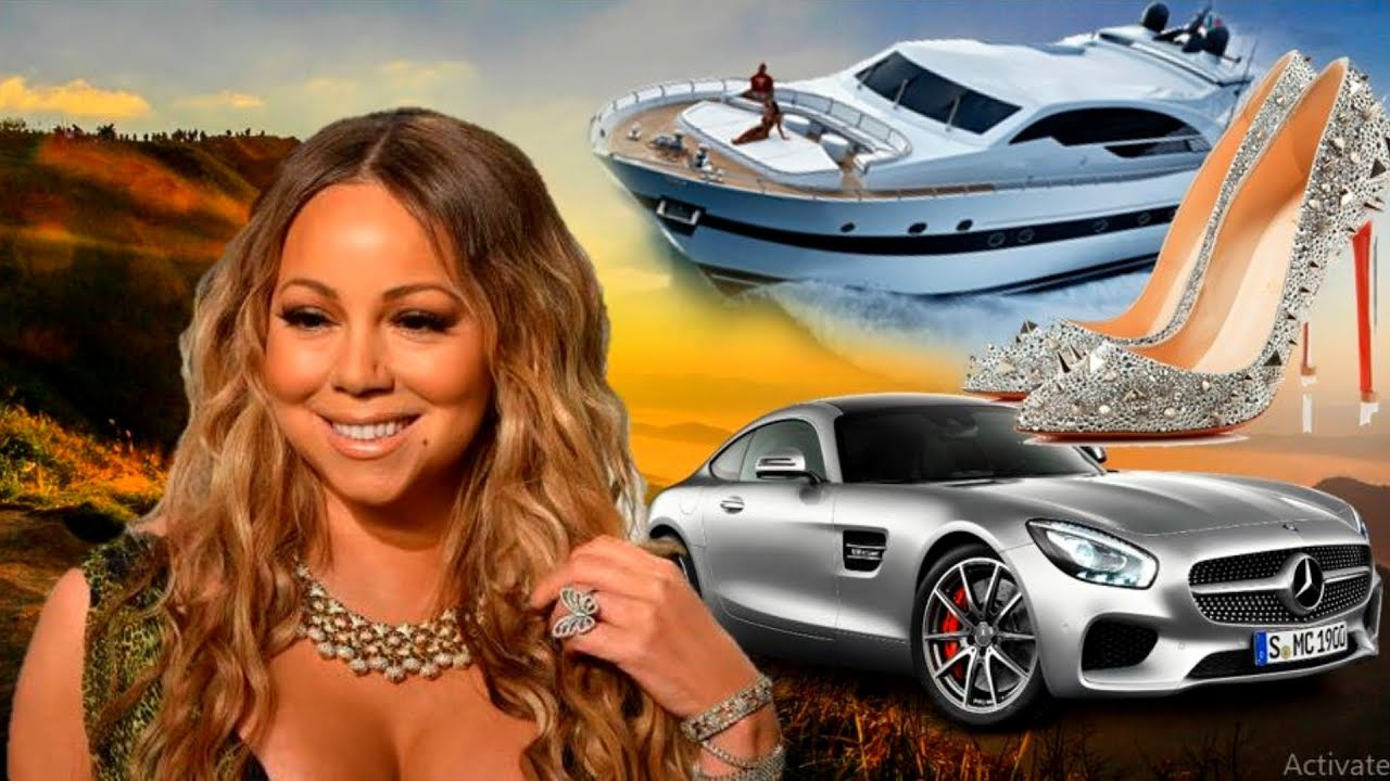 10 Most Expensive Things Owned By Mariah Carey Youtube