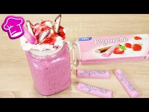 yogurette-milch-shake-|-super-leckerer-joghurt-frucht-shake-mit-buttermilch-&-schoko-|-sommer