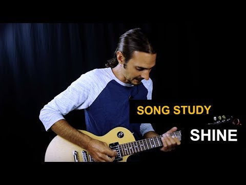 How To Play Shine By Collective Soul On Guitar