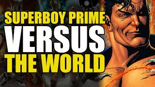 The Sinestro Corps War: Superboy Prime One Shot