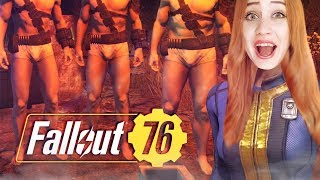 HWSQ #233 - HILFE.. sie sind.. nackt!? ● Let's Play Fallout 76