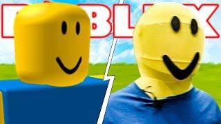 ROBLOX VS VIDA REAL (FAILS) 😂👀