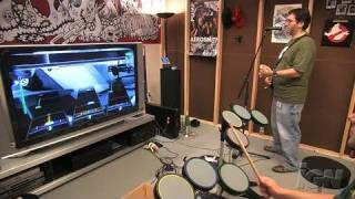 Rock Band (game only) Xbox 360 Gameplay - Duel Play: