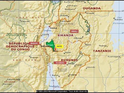 Huye City former Butare