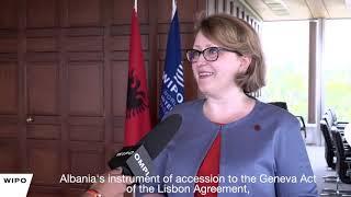 Albania Joins Geneva Act of the Lisbon Agreement as Third Member