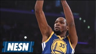 Can Kevin Durant Become All-Time Leading Scorer?