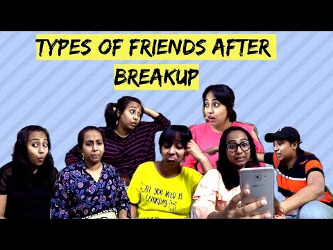 casual dating after break up