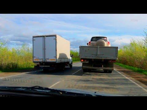 21 ошибка водителей при обгоне, это должен знать каждый водитель