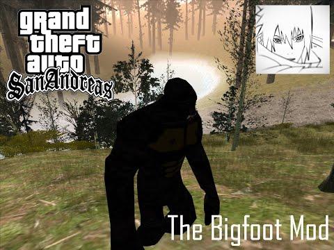 Let's Play | GTA San Andreas Extreme | The Bigfoot Mod