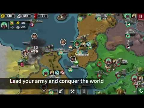 World Conqueror 3 intro.